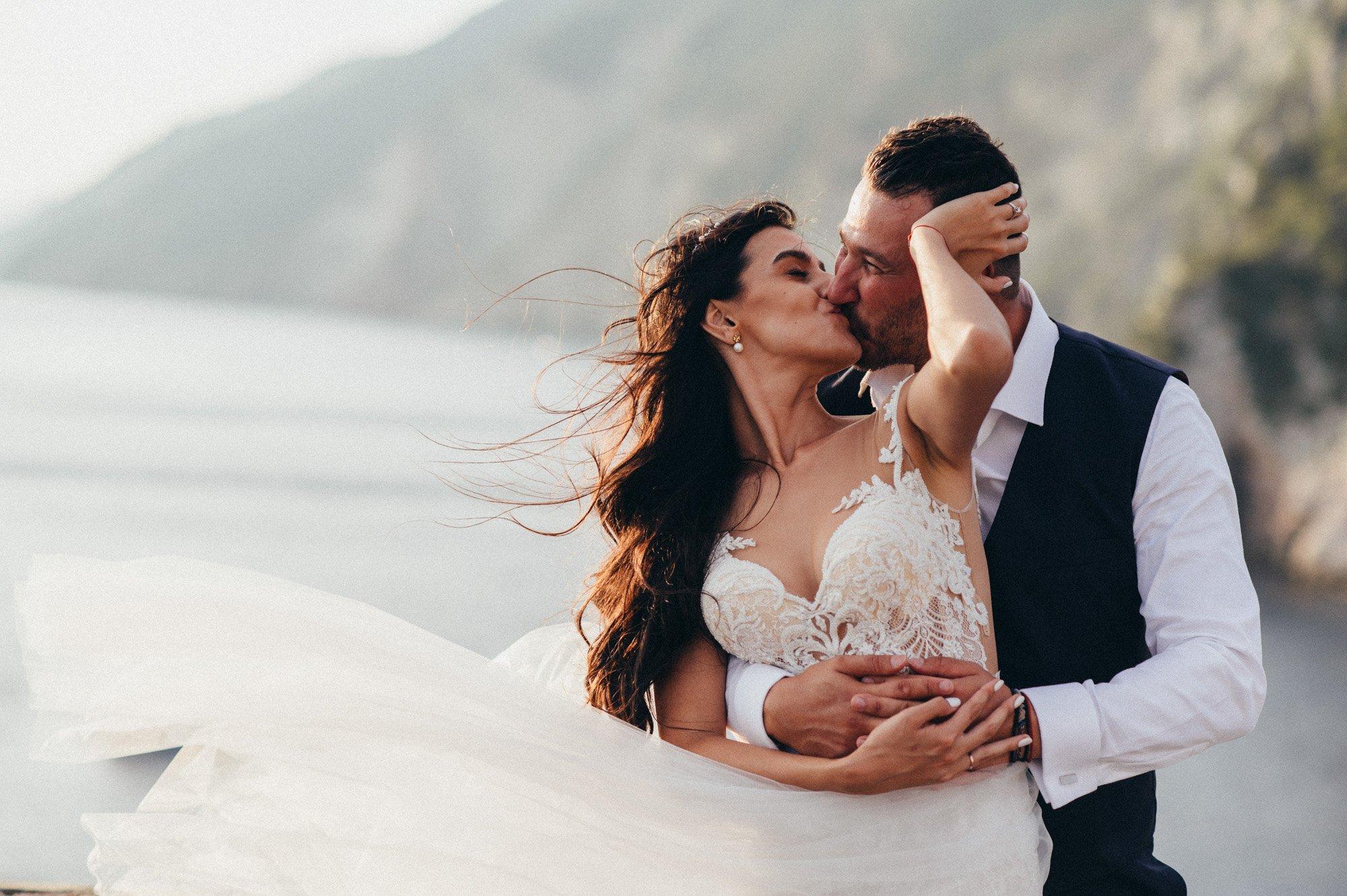 сватбена фотосесия Италия